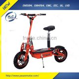 Hot sales electric skate scooter 1000W 48V with seat big wheel electric mobility scooter