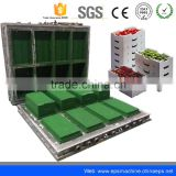 China used eps styrofoam / polyfoam fish box mould design for sale