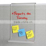 Acrylic Dry-Erase Board(transparent acrylic sheet,stationery)