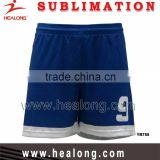 Full Over Sublimation Printing Team Kids Mens Sportswear Soccer Football Jersey Shorts Custom For Wholesale