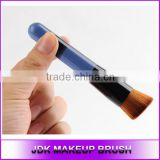 Top Sale Japan Blue handle Cosmetic brush for makeup foundation liquid, Big Make up Foundation makeup brush, Crease Brush
