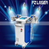Q Switch Laser Tattoo Removal Cellulite Reduction RF Keyword Cavitation Slimming Pigmented Lesions Treatment Rf Slimming Machine Machine For Weight Loss