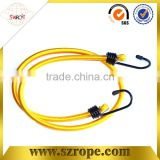 pass 88lbs test elastic bungee cord with plastic hook