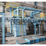 Steel Belt Type Shot Blasting Machine
