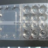 quail egg cartons/ quail eggs packing/wholesale plastic quail egg carton manufacturer in China
