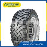 China factory COMFORSER 31x10.5R15LT mT tire for 4X4 Off road Tyres
