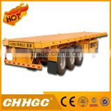 Excellent quality flatbed aluminum utility trailers made in China