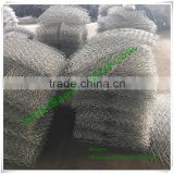 6*8 8*10 mesh szie hot dipped galvanized gabion box / stone gabion basket / PVC coated gabion box