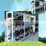 Air cooled/water cooled electroplating water chillers