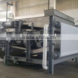 China manufactured belt filter press of the water treatment specialist,professional slurry dewatering filter for sale