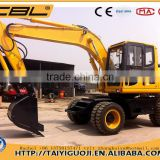 CBL-135 hydrualic wheel excavator for sale