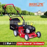 Adjustment mower electric machine for garden use (RH18GTZB35E-XH-01)