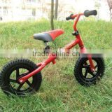 Light balance bike for kids