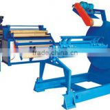 CYP-1300H Decoiler and leveler line