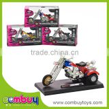 Top sale good quailty electric mini diecast model motorcycle trike