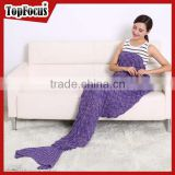 Best Price Western Sexy Adult Mermaid Tail Blanket ,Blanket in china