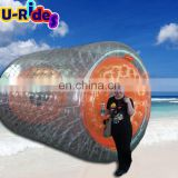 Low toxicity PVC Adult aqua roller zorb ball on the water
