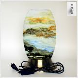 Qin Yuan art desk lamp, desk lamp of custom, creative desk lamp, decoration lamp, LED lamp (Da028)