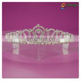 Bailange new arrival Hair Accessories fancy big pageant crowns for sale