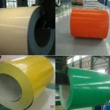 PPGI Color Coated Coil/Galvanized Steel with Polymer Coating