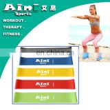 2018 resistance band loop,resistance band,latex body band