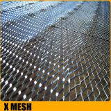 Construction U Pattern Concrete Galvanized Metal Ribbed Lath Sheet