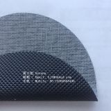 0.7mm Black PVC Coated Anti Slip Fabric