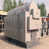 compact structure low price 2 t h 1.25Mpa Horizontal coal fired steam boiler for plywood industry