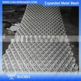 Expanded Metal Mesh Expanded Metal Mesh Machine Decorative Aluminum Expanded Metal Mesh Panels Made In China