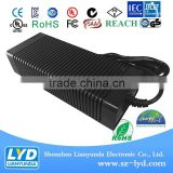 100% High Quality 60V 71.4V 5A AC-DC Battery Charger of Li-ion and for E-tools ,balance scooter ,Golf cart
