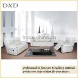 Modern Recliner Sofa/Home Recliner Sofa /Leather Recliner Sofa Pirce China supplier With Writing Pad And Cold Cup Holder