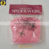 20g Halloween Accessory Spider Web Decoration