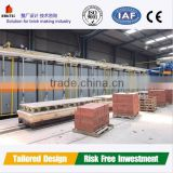 Industrial gas dryers, Chamber dryer for birck making plant
