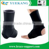 ISO Approved Neoprene Ankle Support, Sport Orthopedic Ankle Sleeve with Compression Wrap