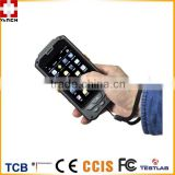 UHF RFID Mobile Termianl Reader with WIFI/GPS/GPRS/Barcode