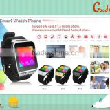 u8 smart watch with SMT card