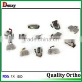 China Dental Ortho Brackets dental material dental orthodontic buccual tube Manufacturer
