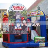 Inflatbable FUNNY combo InflatableBouncer with Slide