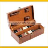 Excellent top quality bar set wine box