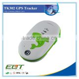 TK302 real time tracking gsm gprs portable mini chip gps child locator