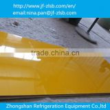 FRP sheet refrigerated container panel for truck
