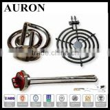 AURON immersion heater coil china supplier /straight heating rod china supplier/high density sauna heating element