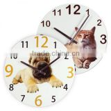Dogs and Cats Wall Clock