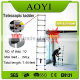 2015 as seen on tv Mini Portable Pen Fishing Rod ladder