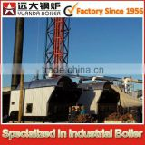 Quote for 6 tons of steam per hour with 1.6 Mpa small wood fired boiler