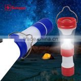 Goread GY28 AAA zoom flashlight Camping Lights plastic lantern camp lightlow hanging camping light