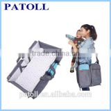 2015 Quanzhou PATOLL high quality product newest colorful baby carry cot bag