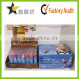 Custom lip balm display boxes, cosmetic cardboard display boxes for lipstick                                                                         Quality Choice