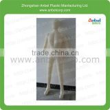 body shape full size light inflatable clothes display mannequin