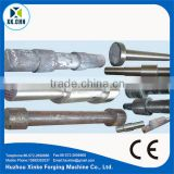 The processing and manufacturing heavy parts large axle forging piece